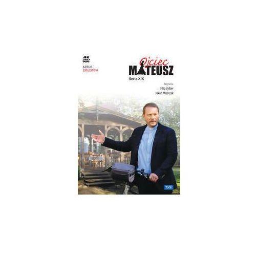 Ojciec mateusz. seria 19 (4 dvd) (płyta dvd) marki Telewizja polska s.a.