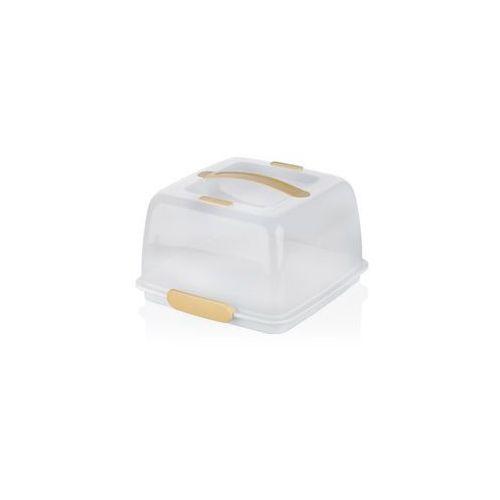 Tescoma pojemnik z wkładem chłodzącym i pokrywką delÍcia 28x28 cm