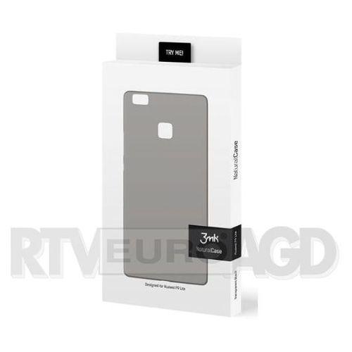 3mk Natural Case Huawei P9 Lite (czarny), 3MKNATURALCASE(32)