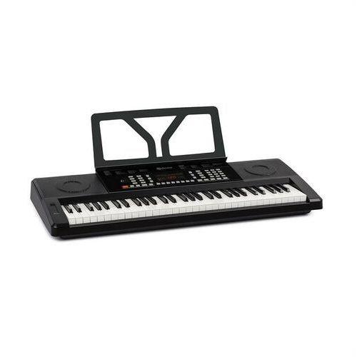 etude 61 mk ii keyboard 61 klawiszy po 300 brzmień/rytmów kolor czarny marki Schubert