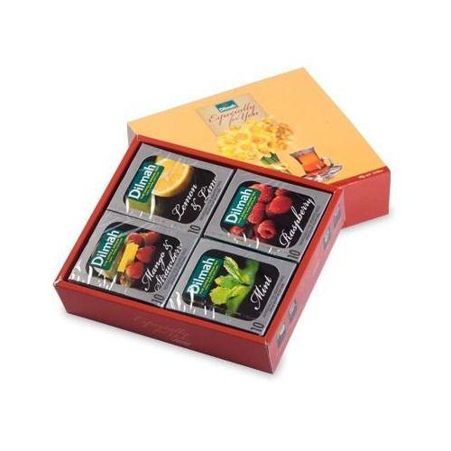 Dilmah Zestaw herbat prezent dla smakosza 40 szt.