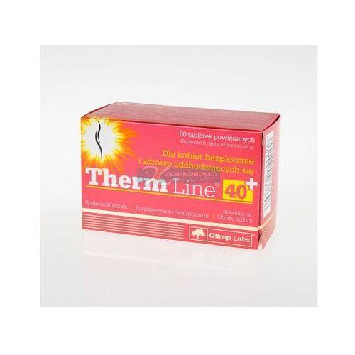 OLIMP Therm Line 40+, 60 tabletek z kategorii Tabletki na odchudzanie