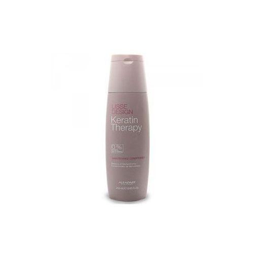 Alfaparf keratin therapy lisse design odżywka do włosów 250ml marki Alfaparf milano