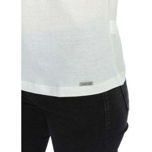 Pepe Jeans T-shirt damski Cat XS kremowy (8434341907490)