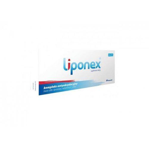 Liponex kapsułki 30 szt. - produkt farmaceutyczny