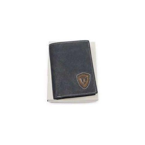 b249eacd43c5f ... Portfel męski skórzany Loren N4 STL 42,00 zł Pojemny męski portfel  skórzany producenta Loren N4 STL. Pionowy portfel stworzony z matowej skóry  ...