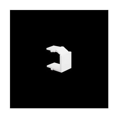 Zaślepka otworu wtyku rj45/rj12 do pokrywy gniazda teleinformatycznego; biały marki Kontakt-simon