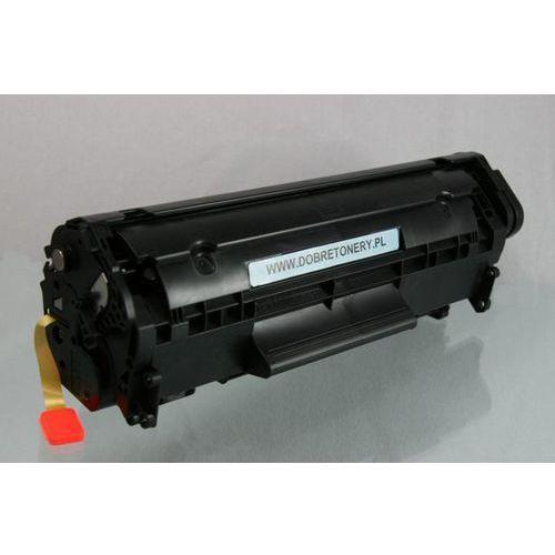 Toner zamiennik dtfx10 do canon fax l100 l120 l140 l160, mf4010 mf4120 mf4140 mf4150 mf4270 mf4320d mf4330d mf4340d mf4350d mf4370d mf4370dn mf4380d mf4660pl mf4690pl, seria i-sensys, pasuje zamiast canon fx10, 3000 stron marki Dobretonery.pl