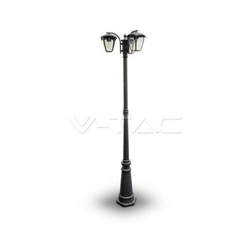 Lampa stojąca ogrodowa 27W LED V-TAC wys. 199 cm