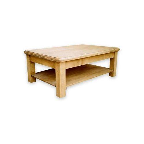 Ława z drewna świerkowego Mexicana 2 - produkt z kategorii- stoliki i ławy