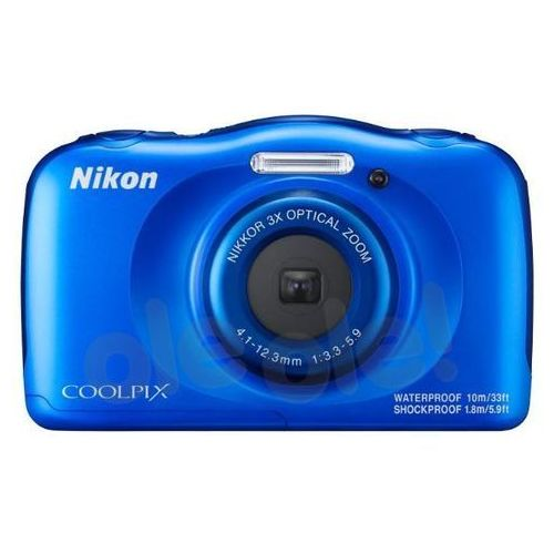 coolpix w100 (niebieski) + plecak - produkt w magazynie - szybka wysyłka! marki Nikon