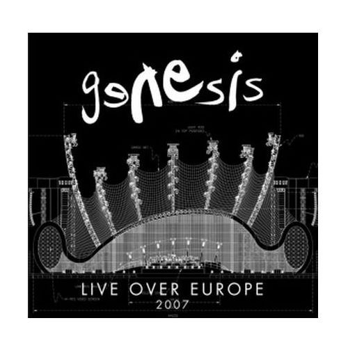 Universal music Live over europe 2007 - genesis (płyta cd)