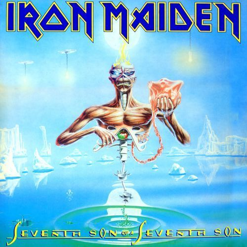 Iron Maiden - Seventh Son Of A Seventh Son (0724349686403)