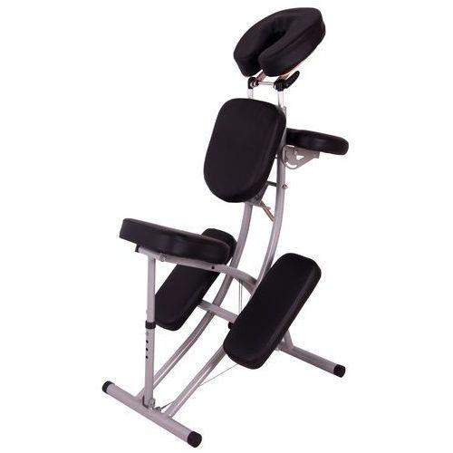 Insportline Krzesło do masażu relaxxy aluminium