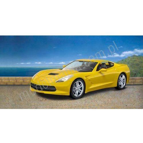 Samochód Corvette Stingray 2014 Revell 07060