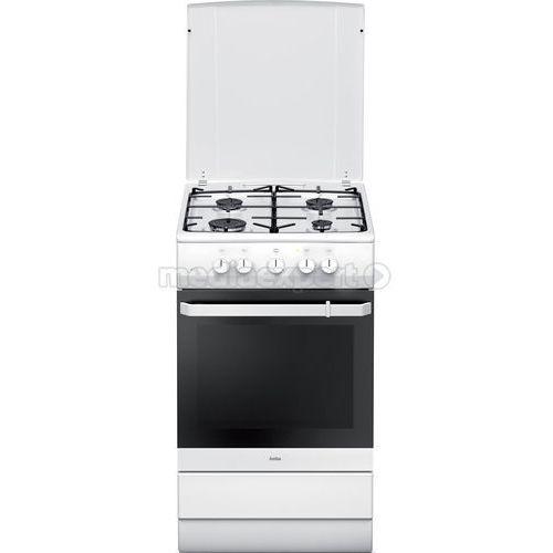 58GG423ZPP marki Amica - kuchnia gazowa