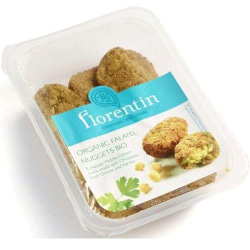 Florentin (humusy, falafel, pita, pasty bio) Falafle z ciecierzycy z cebulą i pietruszką bezglutenowe bio 285 g - florentin (8714685001307)