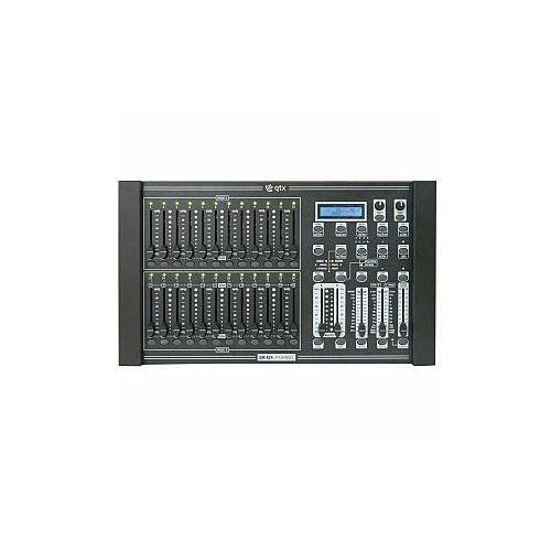 QTX DM-X24 Channel dimmer console, kontroler oświetleniowy DMX, 154.095UK