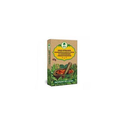 Przyprawa pomidorowo-bazyliowa z czosnkiem 40g