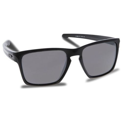 200b1fb626 Okulary przeciwsłoneczne OAKLEY - Sliver Xl OO9341-1757 Polished Black Prizm  Black Iridium ...