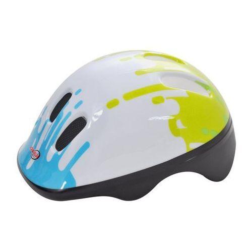 Kask rowerowy dla dzieci Happy Fluid, marki Axer Bike do zakupu w FiveSport.pl