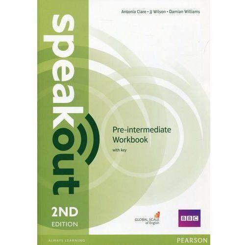 Speakout 2ed Edition Pre-Intermediate. Ćwiczenia z Kluczem