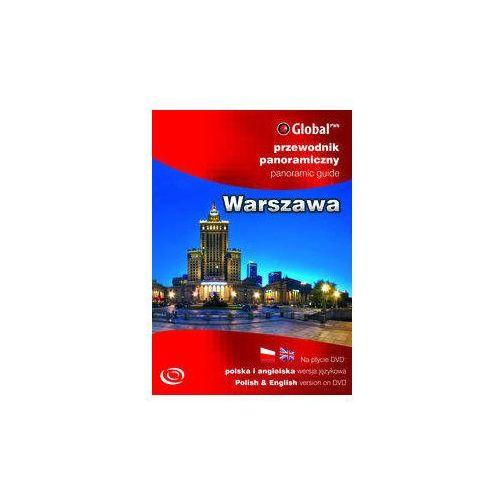 Przewodnik Panoramiczny Warszawa (Płyta DVD) (9788301155452)