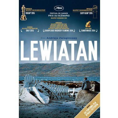 Against gravity Lewiatan - andriej zwiagincew (płyta dvd) (5902020522331)