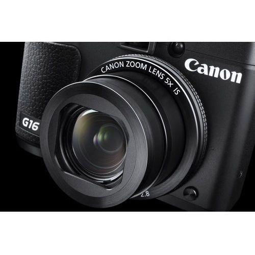Canon PowerShot G16 [zoom optyczny 5x]