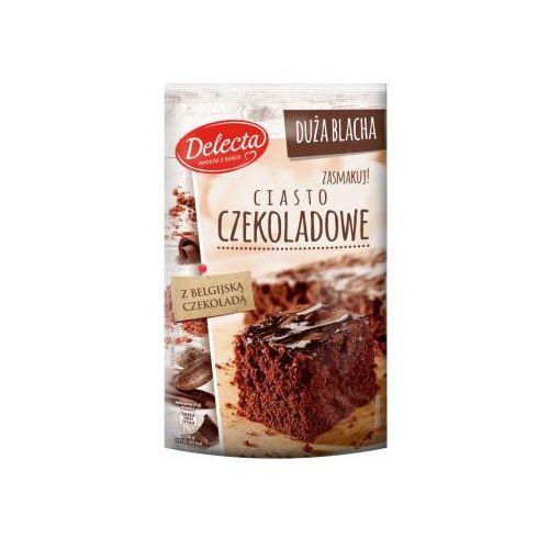 DELECTA 670g Duża Blacha Ciasto czekoladowe (5900983002891)