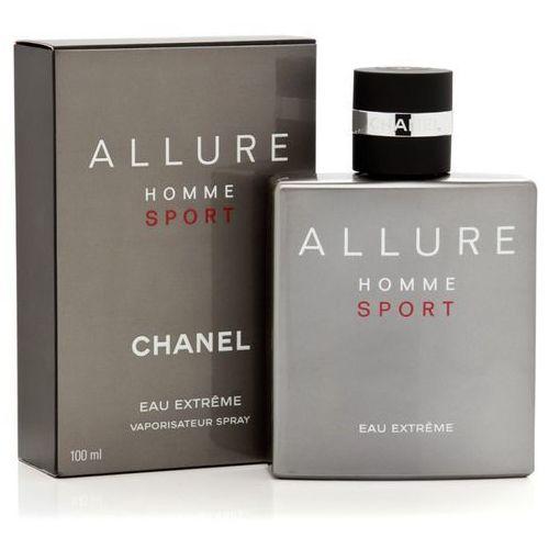 allure homme sport eau extreme woda perfumowana 150 ml dla mężczyzn marki Chanel