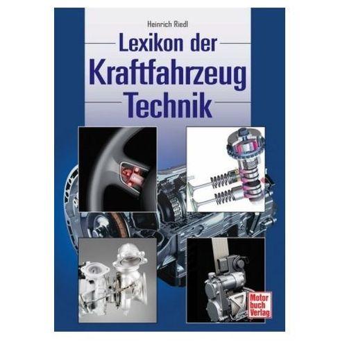 Lexikon der Kraftfahrzeug Technik