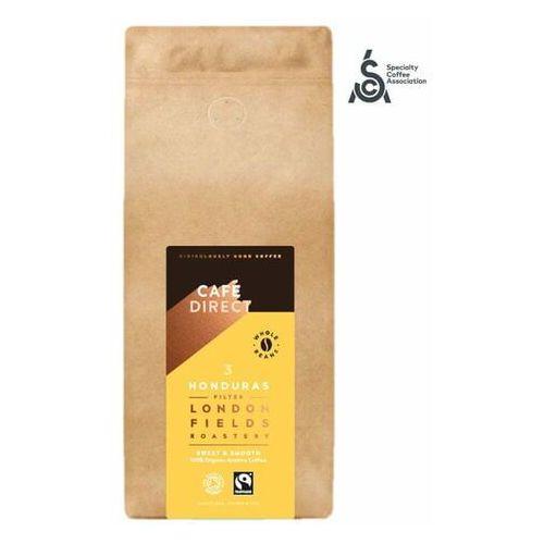 Cafédirect kawa ziarnista bio honduras sca 83 z nutami karmelu i orzechów, 1 kg (5060198252143)
