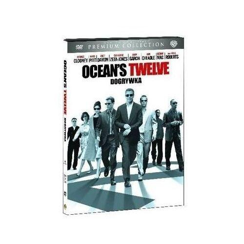 Steven soderbergh Ocean's twelve: dogrywka (dvd), premium collection - od 24,99zł darmowa dostawa kiosk ruchu (7321909389489)