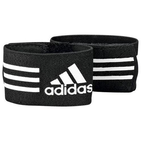 Opaski podtrzymujące ochraniacze Adidas czarne ankle strap