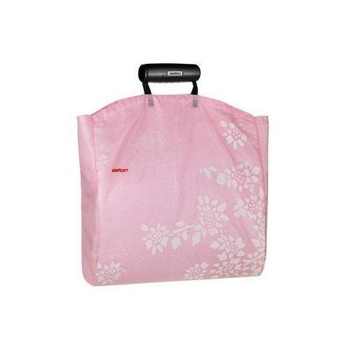 Stelton Torba na zakupy różowa