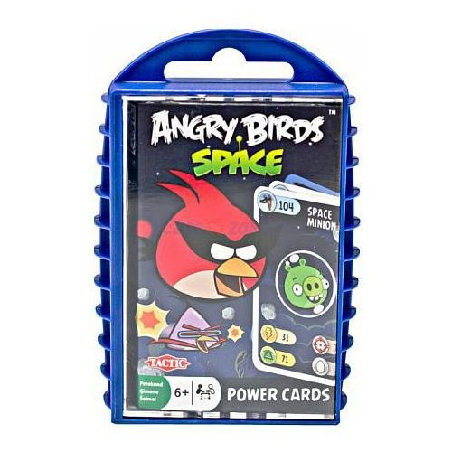 Tactic Karty do gry Angry Birds Space