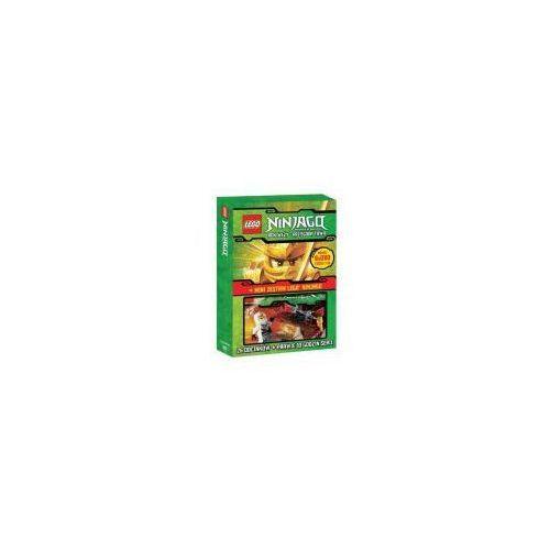 Lego Ninjago. Kopletna kolekcja - Części 1-6 (6 DVD) + gadżet (7321997610120)