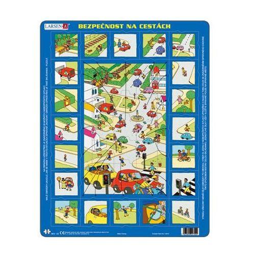 Puzzle MAXI - Bezpečnost silniční dopravy/35 dílků neuveden