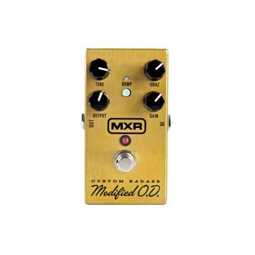 MXR M77 - Custom Badass Modified O.D. efekt gitarowy
