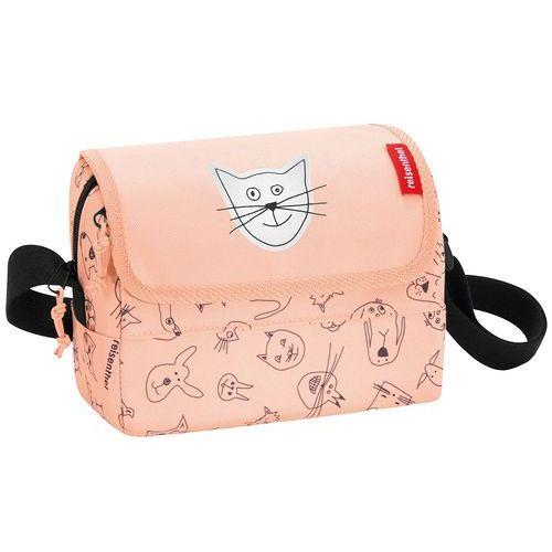 Reisenthel ® torebka na ramię everydaybag kids cats and dogs rose