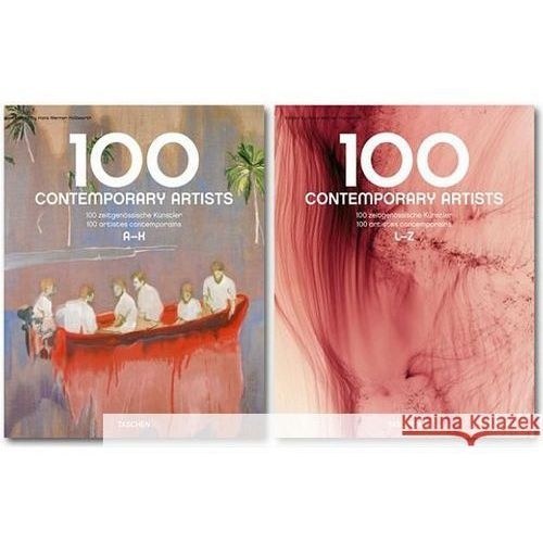 100 Contemporary Artists (9783836514903)