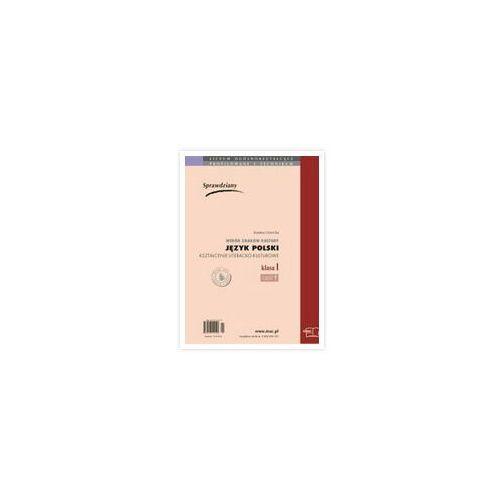 Sprawdziany Kształcenie literacko-kulturowe Liceum kl. 1 Cz 1 (2003)