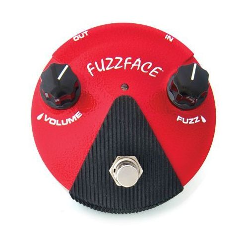 ffm2 - germanium fuzz face mini distortion marki Dunlop