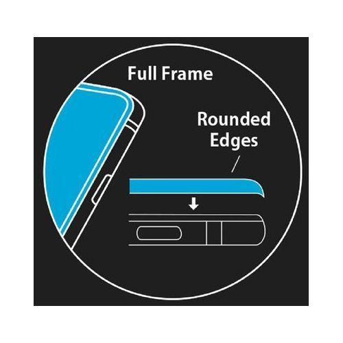 Szkło hartowane 2,5d do iphone 5 / iphone 5s różowy marki Telforceone
