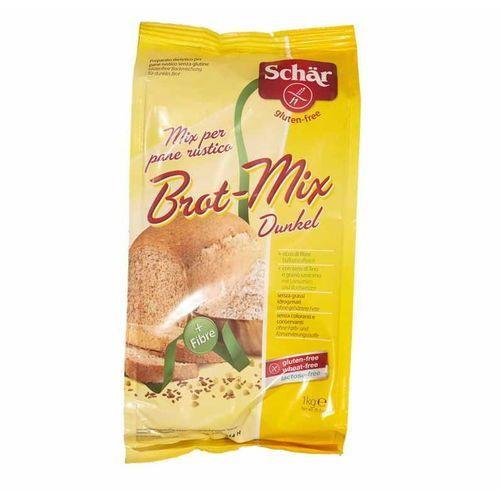 Schär Brot mix dunkel - bezglutenowa mąka na chleb razowy 1kg
