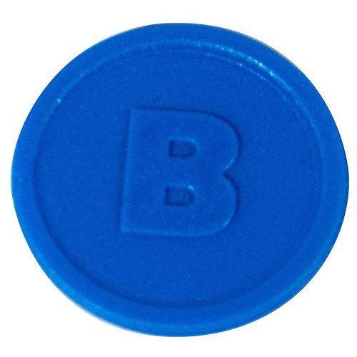 Contacto Żeton na piwo b, niebieski | , 7531/004
