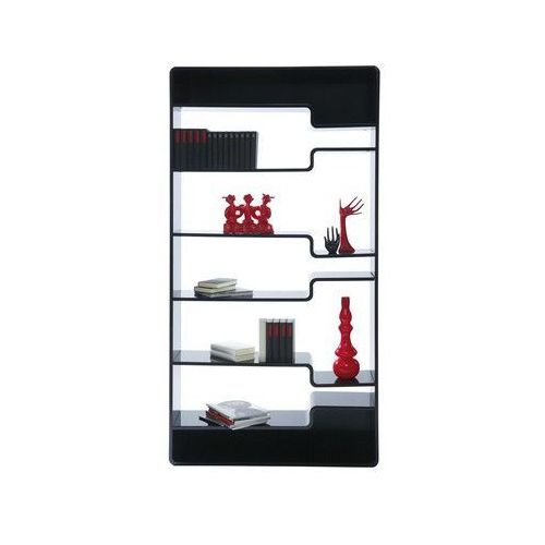Shelf Soft Shelf Black - sprawdź w Design-store.com.pl