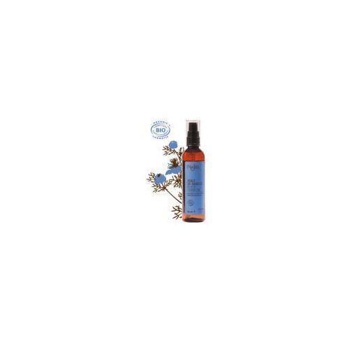 - olejek z czarnuszki wyprodukowany przez Najel