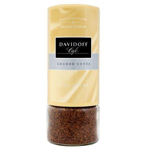 Davidoff fine aroma - rozpuszczalna - 100g - słoik